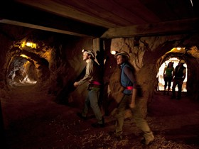 Heritage Blinman Mine Tours - SA Accommodation