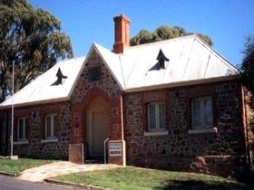 Old Police Station Museum - SA Accommodation