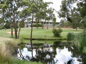 Flagstaff Hill Golf Club and Koppamurra Ridgway Restaurant - SA Accommodation