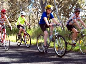 Penola Cycling Trails - SA Accommodation