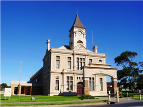 Historic Wallaroo Town Walk