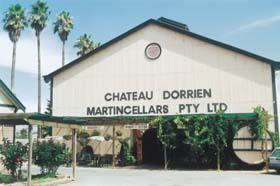 Chateau Dorrien Winery - SA Accommodation