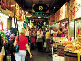 Adelaide Central Market - SA Accommodation