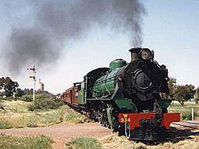 Pichi Richi Railway - SA Accommodation