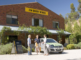Jim Barry Wines - SA Accommodation
