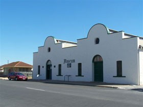 Ardrossan Historical Museum - SA Accommodation