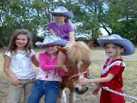 Amberainbow Pony Rides - SA Accommodation