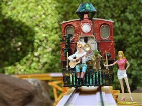 Penola Fantasy Model Railway and Rose's Tearoom - SA Accommodation
