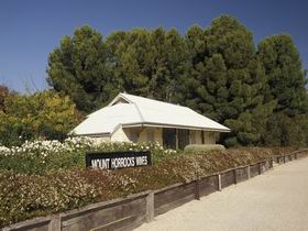 Mount Horrocks Wines and The Station Cafe - SA Accommodation