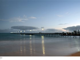 Beachport Jetty - SA Accommodation