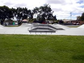 Millicent Skatepark - SA Accommodation