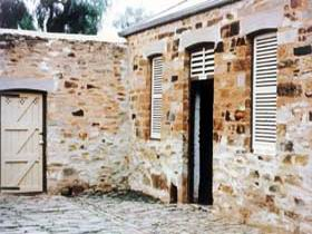 Police Lockup And Stables - SA Accommodation