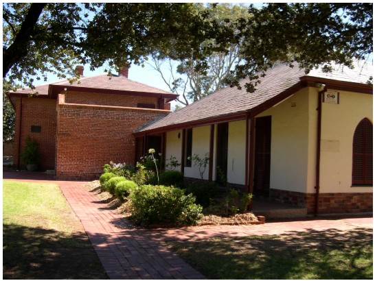 Charles Sturt Museum - SA Accommodation
