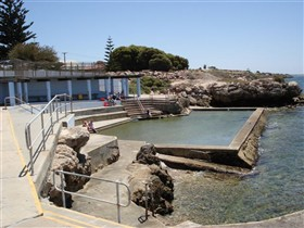 Edithburgh Tidal Pool - SA Accommodation