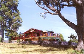Barringwood Park Vineyard - SA Accommodation