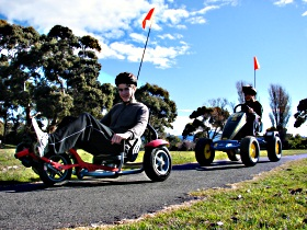 Pedal Buggies Tasmania - SA Accommodation