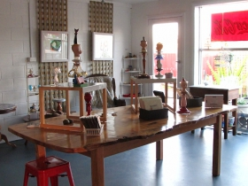 Portside Open Studio/Gallery of GINA - SA Accommodation