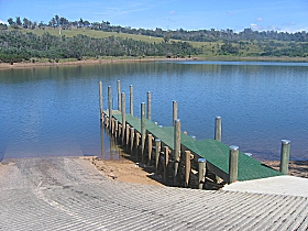 Trevallyn Dam - SA Accommodation