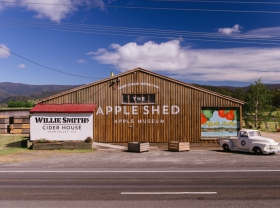 The Apple Shed Tasmania - SA Accommodation