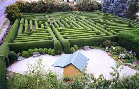 Westbury Maze and Tea Room - SA Accommodation