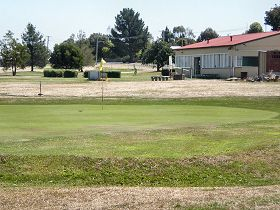 Campbell Town Golf Club - SA Accommodation