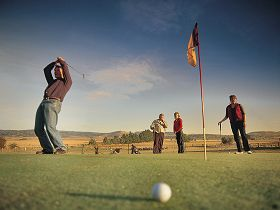 Ratho Farm  Golf - SA Accommodation