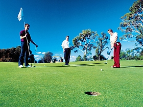 Bagdad Public Golf Course - SA Accommodation