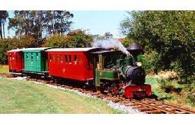 Redwater Creek Railway - SA Accommodation
