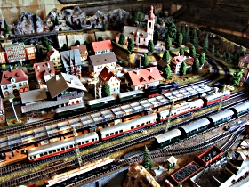 Tudor Court Model Village and German Model Train World - SA Accommodation