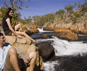 Crystal Falls - SA Accommodation