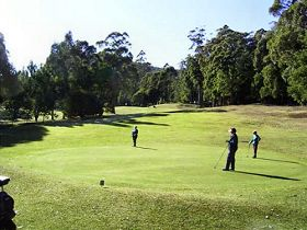 Sheffield Golf Course - SA Accommodation