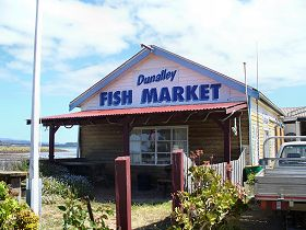 Dunalley Fish Market - SA Accommodation
