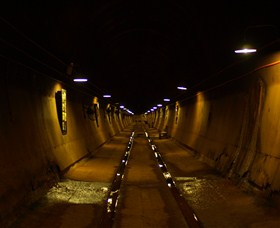 WWII Oil Storage Tunnels - SA Accommodation