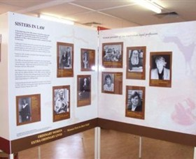 National Pioneer Womens Hall of Fame - SA Accommodation