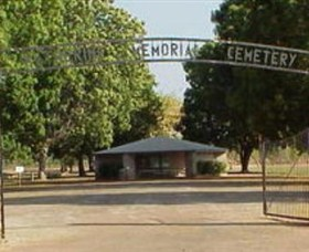 Katherine Cemetery - SA Accommodation