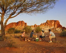 Rainbow Valley Conservation Reserve - SA Accommodation