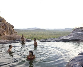 Gunlom Plunge Pool - SA Accommodation
