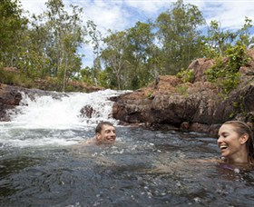 Buley Rockhole - SA Accommodation