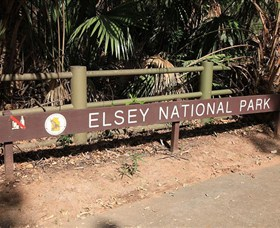 Elsey National Park - SA Accommodation