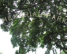 Bulimba Memorial Park - SA Accommodation