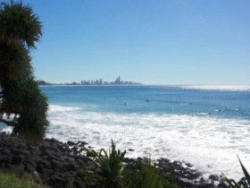 Burleigh Head National Park - SA Accommodation