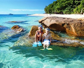 Fitzroy Island National Park - SA Accommodation