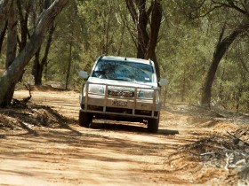 Ward River 4x4 Stock Route Trail - SA Accommodation