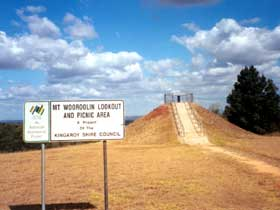 Mount Wooroolin - SA Accommodation
