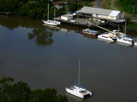 Port of Maryborough - SA Accommodation