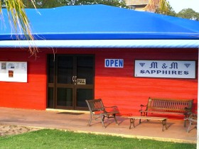 M and M Sapphires - SA Accommodation