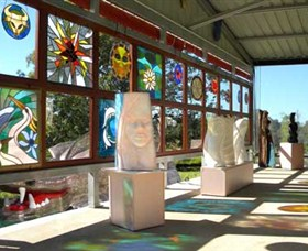Alpha31 Art Gallery and Sculpture Garden - SA Accommodation