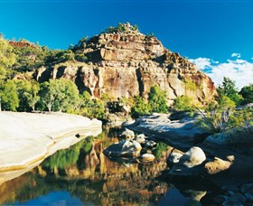 Porcupine Gorge National Park - SA Accommodation