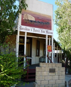 Barcaldine and District Museum - SA Accommodation
