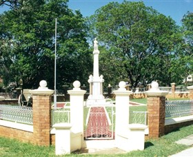 Boonah War Memorial and Memorial Park - SA Accommodation